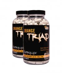PROMO STACK Controlled Labs Orange Triad 270 Tabs. / x2