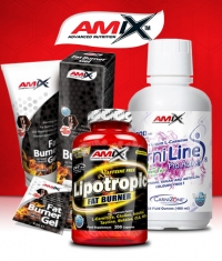 PROMO STACK Amix Fat Burner Gel 200ml. + Amix Lipotropic Fat Burner 200 Caps. + Amix CarniLine Proactive 480ml