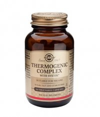 SOLGAR Thermogenic Complex 60 softgels.