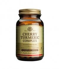 SOLGAR Cherry Turmeric Complex 60 Gelcaps