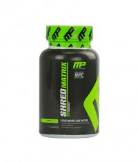 MUSCLE PHARM Shred Matrix 60 Caps.