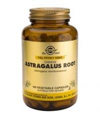 SOLGAR Astragalus Root 100 Caps.