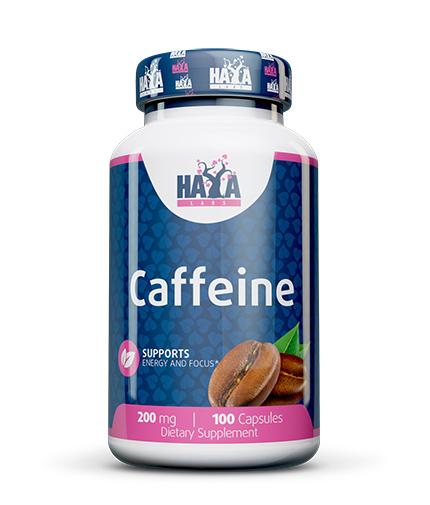 haya-labs Caffeine 200mg / 100 Caps.