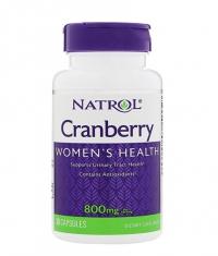 NATROL Cranberry 800mg. / 30 Caps.