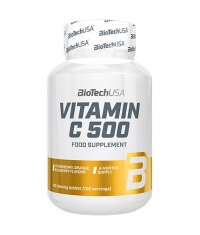 BIOTECH USA VITAMIN C500