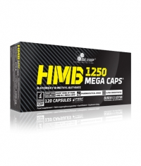 OLIMP HMB Mega Caps 1250 mg. / 120 Caps.