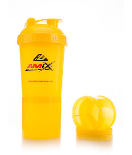 AMIX Shaker Monster Bottle /Yellow/