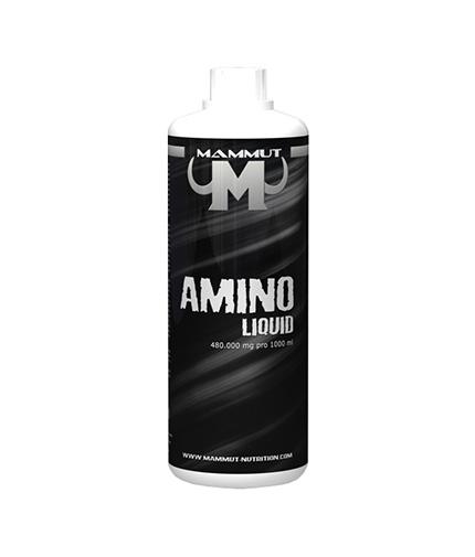 best-body Mammut Amino Liquid 1L.