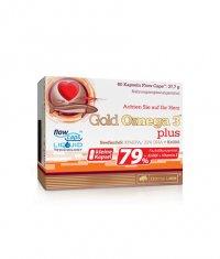 OLIMP Gold Omega 3 Plus 79% / 60 Caps.