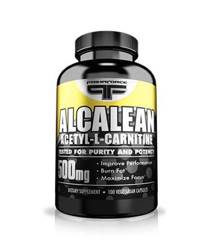 PRIMAFORCE Alcalean Acetyl L-Carnitine 500 mg. / 100 Caps.