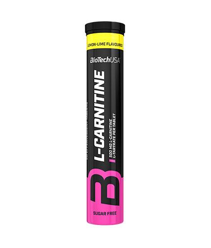 biotech-usa Effervescent L-Carnitine 500mg / 20 Tabs.