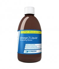 MYPROTEIN Omega 3 Liquid 150ml