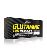 OLIMP L-Glutamine Mega Caps 1400 mg. / 120 Caps.