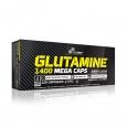 OLIMP L-Glutamine Mega Caps 1400 mg. / 120 Caps.