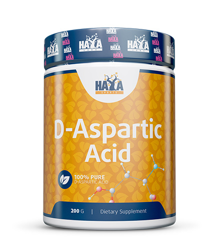 haya-labs Sports D-Aspartic Acid 200g.