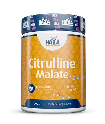HAYA LABS Sports Citrulline Malate 200g. 0.200