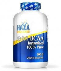 HAYA LABS Sports BCAA /8:1:1/ 200g.