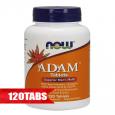 NOW ADAM™ Superior Men's Multiple Vitamin 120 Tabs.