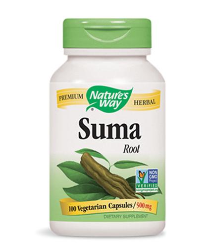 natures-way Suma Root 100 Caps.