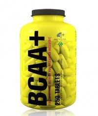 4+ NUTRITION BCAA + / 250tabs