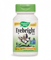 NATURES WAY Eyebright Herb 100 Caps.
