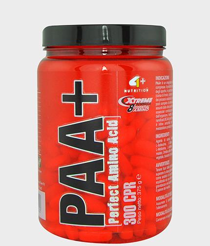 4-nutrition PAA + / 300tabs.
