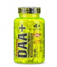 4+ NUTRITION DAA + / 120caps