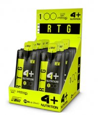 4+ NUTRITION RTG + Carbogel line / 20x30ml