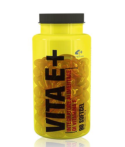 4-nutrition VITA E + / 90soft