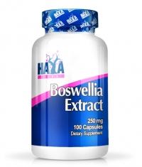 HAYA LABS Boswellia 250mg. 100caps.