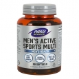 NOW Mens Extreme Sports Multivitamin / 90 softgels