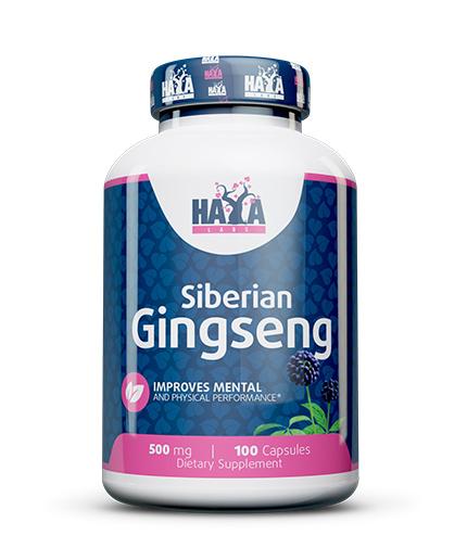 haya-labs Siberian Ginseng 500mg / 100caps
