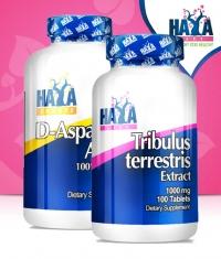 PROMO STACK Testosterone enhance 4