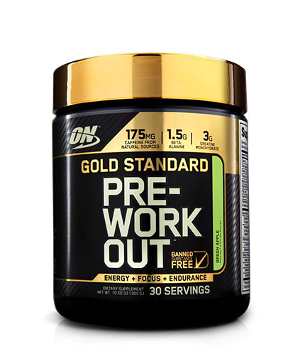 optimum-nutrition GOLD STANDARD PRE-WORKOUT / 30 serv.