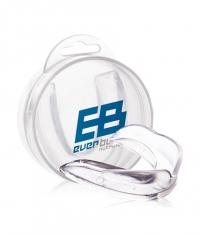 EVERBUILD Single mouth guard / white