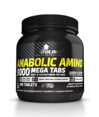 OLIMP Anabolic Amino Mega Tabs 9000 / 300 Caps.