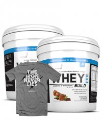PROMO STACK Everbuild Whey Build 10 Lbs. / x2