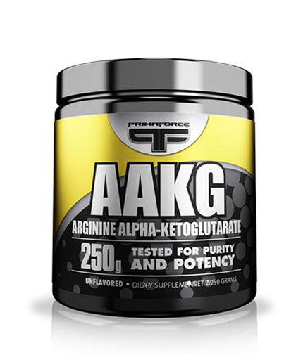 PRIMAFORCE AAKG /Arginine Alpha-Ketoglutarate/ 250g. 0.250