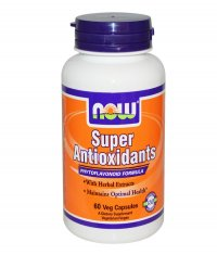 NOW Super Antioxidants / 60vcaps.