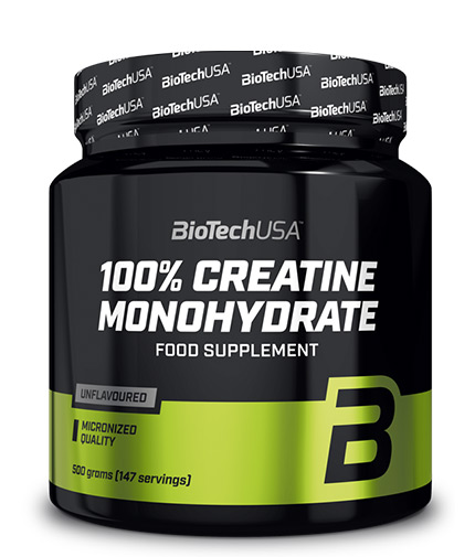 biotech-usa 100% Creatine Monohydrate