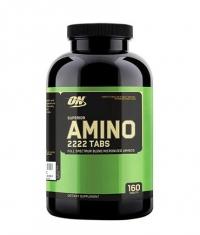 OPTIMUM NUTRITION Superior Amino 2222 / 160 Tabs.