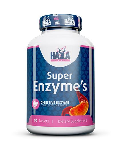 haya-labs Super Enzyme Complex / 90tabs.