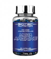 SCITEC Mega Arginine 90 Caps.