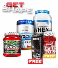 PROMO STACK Get Fit 4