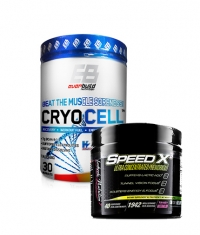 PROMO STACK Pre-post workout stack