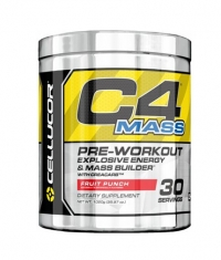CELLUCOR C4 MASS / 30serv.
