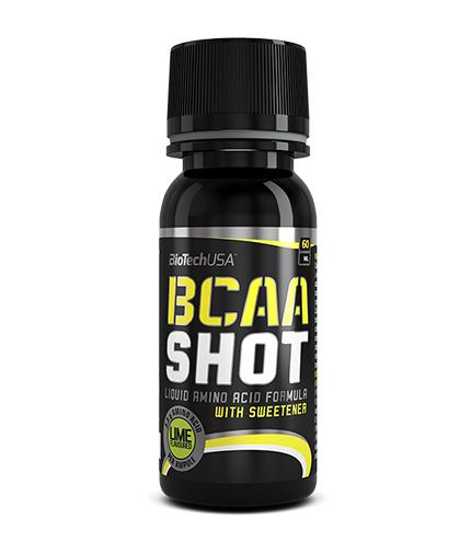biotech-usa BCAA SHOT / 60ml.