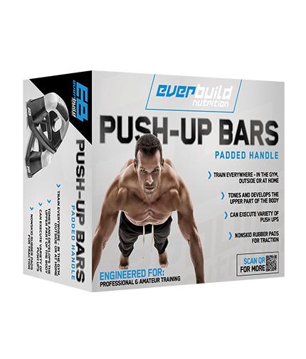 EVERBUILD Push up bars