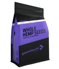 GO NUTRITION Whole Hemp Seeds