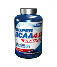 QUAMTRAX NUTRITION Super BCAA Advanced / 200 tabs.